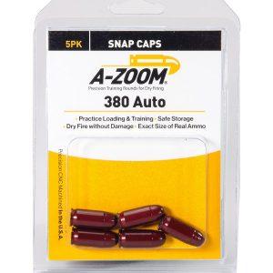 A-Zoom Snap Caps 380 Auto