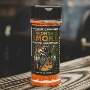 Adirondack Smoke Seasoning