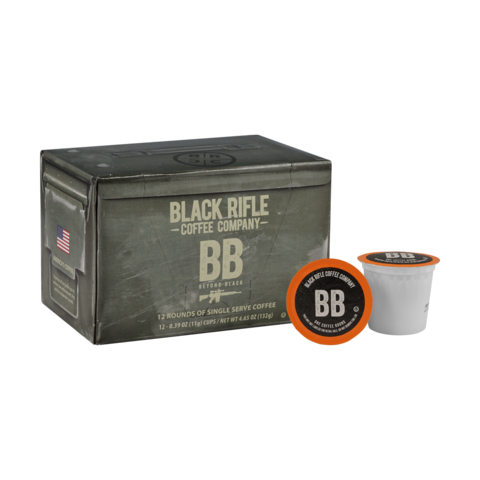 Black Rifle Coffee Beyond Black