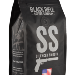 Black Rifle Coffee Silencer Smooth