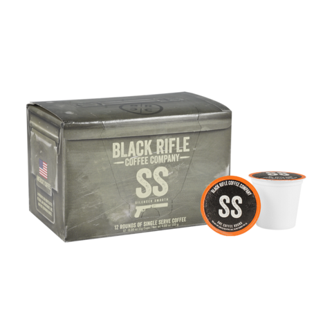 Black Rifle Coffee Silencer Smooth Rounds