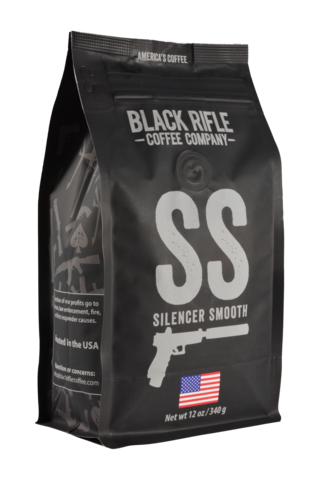Black Rifle Coffee Silencer Smooth
