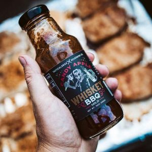Candy Apple Whiskey BBQ 1
