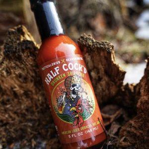 Half Cock'd American Lager Sriracha