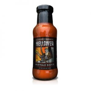 Helldiver Buffalo Wing Sauce