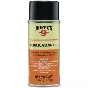 Hoppers Lubricating Oil 4oz