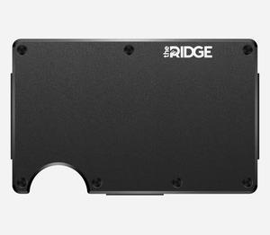 The Ridge Aluminium - Black 1