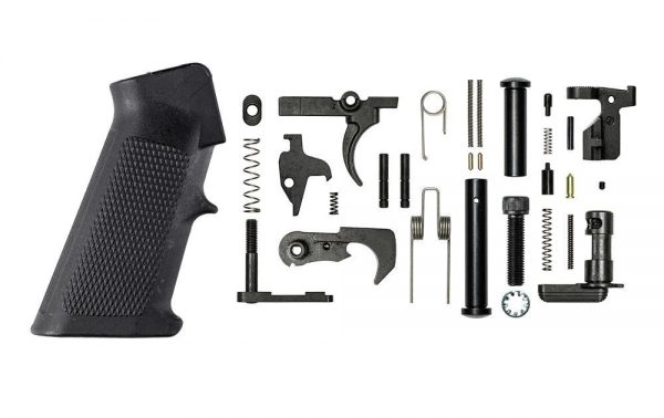 Aero M5 Standard Lower Parts Kit