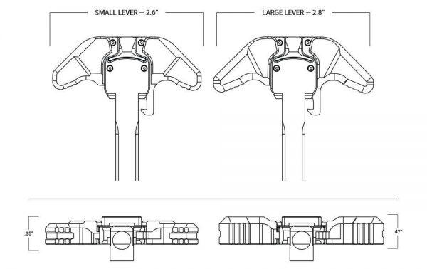 Aero Precision Breach Ambi Charging Handle 4