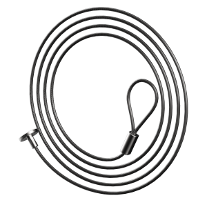 4' Steel LifePod Cable