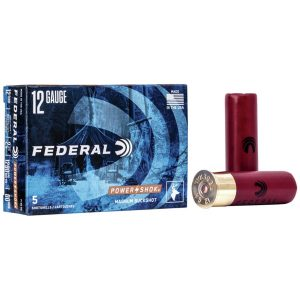 Federal Power Shok 12ga 00