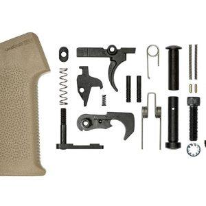 Aero M4E1 Lower Parts Kit - FDE